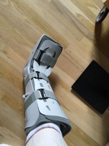 roscoe's boot